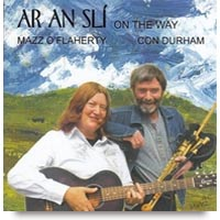 Ar An Slí CD by Mazz O'Flaherty & Con Durham