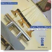 Banjo CD ROM Tutorial by Gerry O Connor