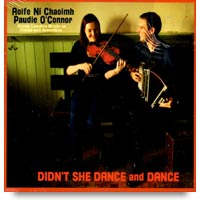 Didn't She Dance and Dance CD by Aoife Ní Chaoimh and Paudie O'Connor