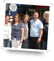Dolores Keane at Dingle Record Shop