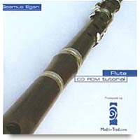 Flute CD ROM Tutorial by Seamus Egan