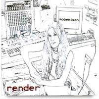 Render CD by Mo Benison
