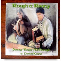 Rough and Ready CD by Johnny 'Ringo' McDonagh & Conor Keane